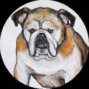 portret-vb2-hond-mixedmedia